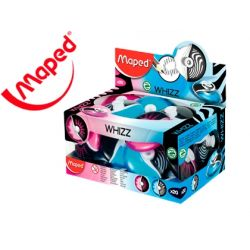 GOMA MAPED GOMMEN WHIZZ CON PROTECTOR COLORES SURTIDOS