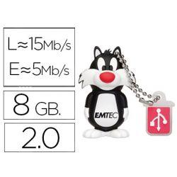 MEMORIA EMTEC USB SYLVESTER 8 GB