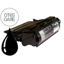 TONER LEXMARK T650/T652/T654 NEGRO RETORNABLE - 7.000 PAG -