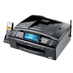 "EQUIPO MULTIFUNCION BROTHER MFC990C 27/22PPM CL/NE, USB 2 COPIADORA ESCANER PLANO FAX LCD 4.2"""" ADF"