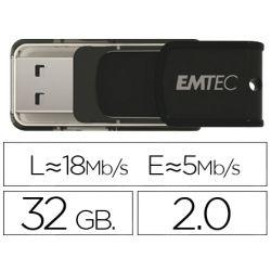 MEMORIA EMTEC FLASH USB CANDY 32 GB C800