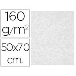 FIELTRO LIDERPAPEL 50X70CM BLANCO 160G/M2
