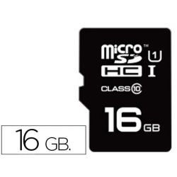 MEMORIA SDHC MICRO EMTEC FLASH 16 GB CLASE 10