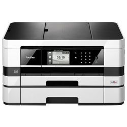 EQUIPO MULTIFUNCION BROTHER MFC-J4710DW 20PPM/18PPM COPIADORA ESCANER FAX IMPRESORA PANTALLA LCD