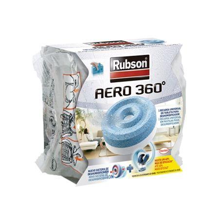 deshumificador rubson aero 360 recambio pastilla. Black Bedroom Furniture Sets. Home Design Ideas