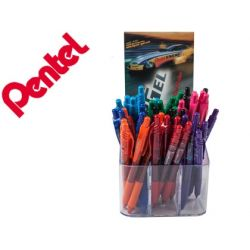ROLLER PENTEL ENERGEL 107 RETRACTIL 0,7 MM COLORES SURTIDOS