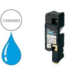 TONER EPSON C13S050613 AL-C1700/C1750/CX17 CIAN 1400 PAG