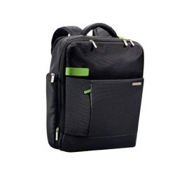 "MOCHILA PARA PORTATIL ESSELTE SMART TRAVELLER 15.6"" NEGRA 450X170X350 MM"