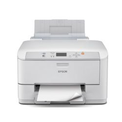IMPRESORA EPSON WORKFORCE PRO WF-5010DW 34PPM NEGRO 30PPM COLOR USB 2.0 CONEXION A RED