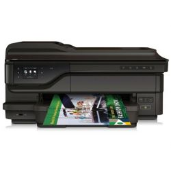 EQUIPO MULTIFUNCION HP OFFICEJET 7612 33PMM NEGRO 29PMM COLOR COPIADORA ESCANER IMPRESORA FAX TINTA
