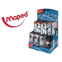 EXPOSITOR MAPED COMPASES SOBREMESA 335X215X310 MM