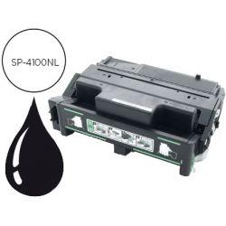 TONER RICOH SP 4100L / 4100NL NEGRO -7.500 PAG-
