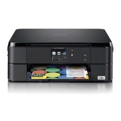 EQUIPO MULTIFUNCION BROTHER DCP-J562DW 12PPM/6PPM COPIADORA ESCANER IMPRESORA INYECCION TINTA COLOR
