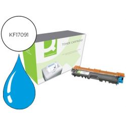 TONER Q-CONNECT COMPATIBLE BROTHER TN241C HL-3140CW / 3150CDW / 3170CDW / DCP-9020CDW / MFC-9140CDN