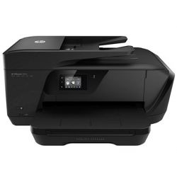 EQUIPO MULTIFUNCION HP DESKJET 7510A 15 PPM NEGRO / 8 PPM COLOR COPIADORA ESCANER FAX IMPRESORA