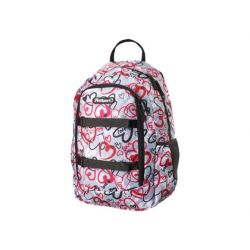 CARTERA ESCOLAR PELIKAN KIDS BACKPACK HEARTS 400X300X170 MM