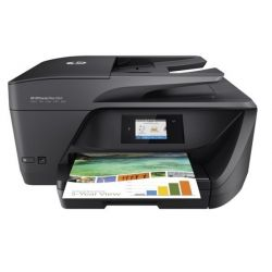 EQUIPO MULTIFUNCION HP OFFICEJET PRO 6960 30 PPM NEGRO / 26 PPM COLOR COPIADORA ESCANER FAX IMPRESO