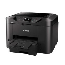 EQUIPO MULTIFUNCION CANON MAXIFY MB2750 24 PPM NEGRO / 15 PPM COLOR COPIADORA ESCANER IMPRESORA WIFI