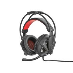AURICULAR TRUST GAMING GXT353 VIBRATION HEADSET CON MICROFONO INCORPORADO LONGITUD CABLE 3M CONEXION
