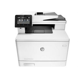 EQUIPO MULTIFUNCION HP M477FNW 28PPM NEGRO/28PPM COLOR COPIADORA ESCANER FAX IMPRESORA DOBLE CARA LA