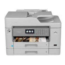 EQUIPO MULTIFUNCION BROTHER MFC-J5930 DW 22PPM NEGRO/20 PPM COLOR COPIADORA DOBLE CARA ESCANER FAX I