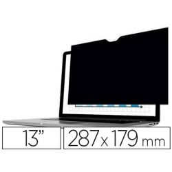 "FILTRO PARA PANTALLA FELLOWES PARA APPLE MACBOOK AIR 13"" PANORAMICO 16:10 287X179 MM"