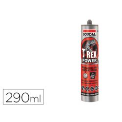 SELLADOR SOUDAL T-REX POWER BLANCO FUERZA EXTREMA 290 ML
