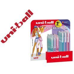 BOLIGRAFO UNI-BALL JETSTREAM SX101FL / SXN101FL