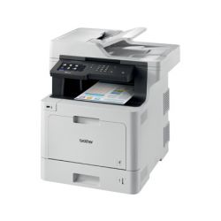 EQUIPO MULTIFUNCION BROTHER MFC-L8900CDW LASER COLOR 31PPM/31PPM COPIADORA ESCANER IMPRESORA FAX BAN