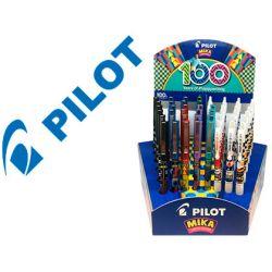 EXPOSITOR PILOT 100 ANIVERSARIO EDICION LIMITADA 48 UNIDADES SURTIDAS V5 + G-2