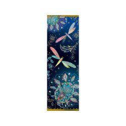 MARCAPAGINAS ARGUVAL TURNOWSKY LIBELULAS 15,8X5 CM