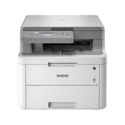 EQUIPO MULTIFUNCION BROTHER DCP-L3510CDW LASER LED COLOR 18PPM 512 MB A4 BANDEJA DE ENTRADA 250 HOJA