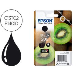INK-JET EPSON 202 XP-6000 / XP-6005 / XP-6100 / XP-6105 NEGRO 250 PAG