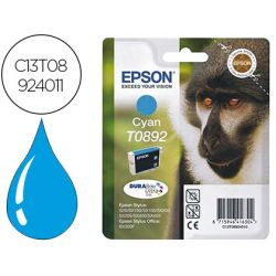 INK-JET EPSON T0892 STYLUS S20 / 21 / SX105 CYAN -170 PAG-