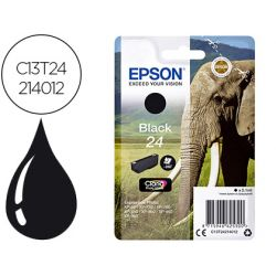 INK-JET EPSON 24 EXPRESSION XP-55 / 750 / 760 / 850 / 860 / 950 / 960 / 750 / 850 NEGRO 240 PAG