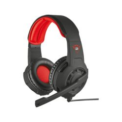 AURICULARES TRUST GXT 310 RADIUS GAMING CON MICROFONO AJUSTABLE CABLE 1 M