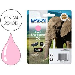INK-JET EPSON 24 EXPRESSION PHOTO XP-55 / 750 / 760 / 850 / 860 / 950 / 960 / 750 / 850 MAGENTA CLAR