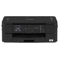 EQUIPO MULTIFUNCION BROTHER DCP-J572DW INYECCION DE TINTA COLOR 12 PPM 128 MB A4 BANDEJA DE ENTRADA