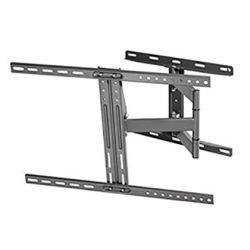 "SOPORTE PARED TV/MONITOR VIVANCO BFMO 6560 HASTA 85"" INCLINABLE 15 GIRO 90 SOPORTA HASTA 50 KG"