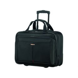 "MALETIN SAMSONITE GUARDIT 2.0 PARA PORTATIL DE 17,3"" CON RUEDAS COLOR NEGRO 180X450X330 MM"