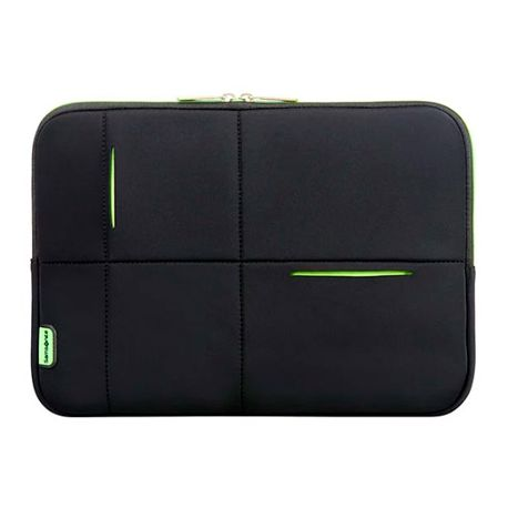 "FUNDA SAMSONITE AIRGLOW SLEEVES PARA PORTATIL DE 14,1"" NEOPRENO COLOR NEGRO 60X360X260 MM"