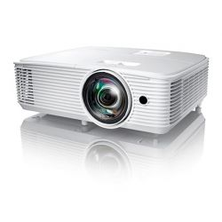 VIDEOPROYECTOR OPTOMA H116ST RESOLUCION 1280X800 WXGA LUMENS 3.600 CONTRASTE 30.000 :1