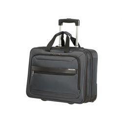 "MALETIN SAMSONITE VECTURA EVO PARA PORTATIL DE 17,3"" CON RUEDAS COLOR NEGRO 200X460X350 MM"