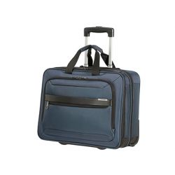 "MALETIN SAMSONITE VECTURA EVO PARA PORTATIL DE 17,3"" CON RUEDAS COLOR AZUL 200X460X350 MM"