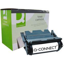 TONER COMPATIBLE Q-CONNECT LEXMARK 12A7362 PARA T630/N/VE/NVE/T632/T634 -22.000PAG-