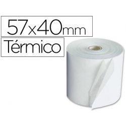 ROLLO TERMICO 57X40X11MM 58 GRS