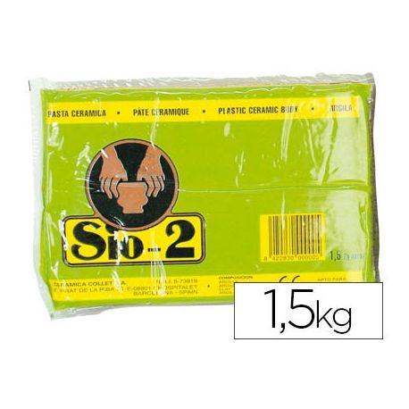 ARCILLA SIO-2 -PAQUETE DE 1.5 KG
