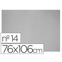 CARTON GRIS N. 14 76X106 CM -HOJA