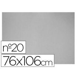 CARTON GRIS N. 20 76X106 CM -HOJA