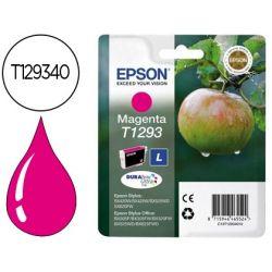 INK-JET EPSON STYLUS T1293 MAGENTA SX420W / 425W / OFFICE BX305F / BX320F -ALTA CAPACIDAD-